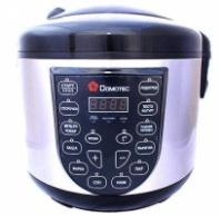 Мультиварка Domotec DT 518 Черный