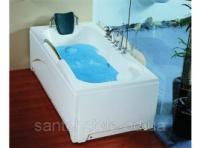 Гидромассажная ванна CRW CZI25L 1700х850х670 (Левая)