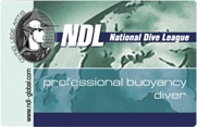 Kурс Professional Buoyancy Diver|escape:'html'