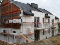 Утепление домов пенопластом, утепление стен, утепление дома снаружи