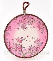 Подставка «Яблоневый цвет» под горячее Ø16см