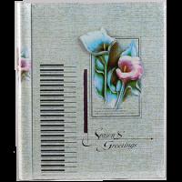 Фотоальбом с 20 магнитными листами «Гербарий»