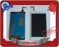 Дисплей + touchscreen (сенсор) для Lenovo Vibe P1m, оригинал (белый),
