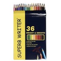 Карандаши цветные Marco Superb Writer 4100-36СВ, 36 цветов|escape:'html'