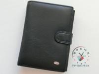 Мужской кожаный кошелек Dr.Bond (+под документы)|escape:'html'