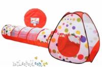 Игровая палатка с тоннелем 66899