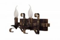 Бра настенное на два рожка-свечи «Старый замок»|escape:'html'