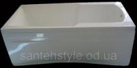 Акриловая ванна Bisante Комфорт 1500х700х580 мм|escape:'html'
