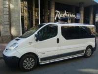 Заказ(Аренда) микроавтобуса с водителем 8 пас.мест.Киев.