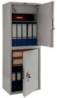 Бухгалтерский шкаф  SL 125/2Т|escape:'html'