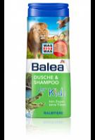 Balea детский гель для душа-шампунь «Хищники» 300 мл.|escape:'html'