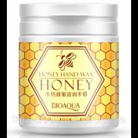 Маска парафиновая с экстрактом меда BioAqua Honey Hand Wax|escape:'html'