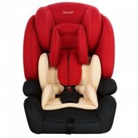 Детское автокресло универсальное 9-36 кг Light красный|escape:'html'