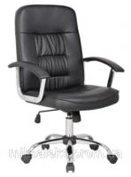 Вращающейся кресло офисное из эко-кожи|escape:'html'