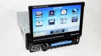 1din Магнитола Pioneer 712 GPS + USB + DVD + TV + Bluetooth|escape:'html'