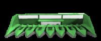 Венец зубчатый вальца (рем. вальца 445мм) escape:'html'