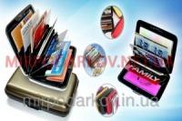 Кошелек-кредитница Aluma wallet|escape:'html'