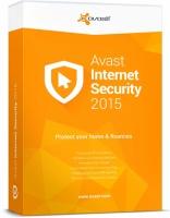 avast! Internet Security 2015, продление лицензии, на 12 месяцев, на 5 ПК|escape:'html'