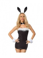 Ролевой костюм зайчика для девушки Born to Serve Bunny Costume 2054 M