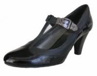 Женские туфли с лаковым носком|escape:'html'