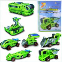 Конструктор на солнечной батарее Oxford 7в1 Автомобили|escape:'html'