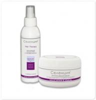 Селенцин Интенсивная маска от выпадения и ломкости волос «HairTherapy» 150 мл