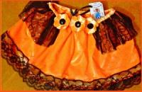 Юбка «Оранжевый МАК» - авторский дизайн от Аллы Яковенко!
