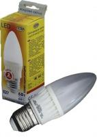 Лампа LED EXTRA С37 6W E27 4000K свеча (LED L-C37-06274)