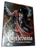 Артбук The Art of Castlevania - Lords of Shadow|escape:'html'
