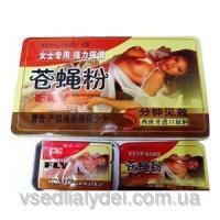 Канингафен возбудитель для женщин средство в порошке 4 пакетика в  упаковке|escape:'html'