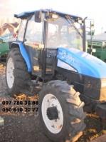 Трактор колесный New Holland TL 5060 (100 л.с.) Б/У.