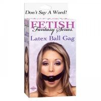 Кляп Latex Ball Gaq|escape:'html'