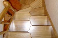 Лестницы гусиный шаг, деревянные лестницы, лестница Кривой Рог|escape:'html'