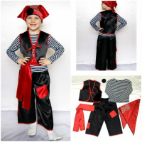 Детский карнавальный новогодний костюм Пират (мальчик)