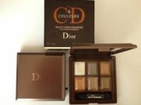 Тени Christian Dior Palette Fards 6-colour 12 g escape:'html'