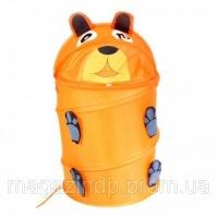 Корзина для игрушек Медведь косолапый размер L Код:216-1022588|escape:'html'