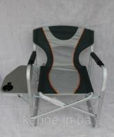 Кресло алюминиевое со столиком FC 770-065L escape:'html'