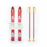Набір лижний дитячий RE:FLEX 70см (лижі+палки)