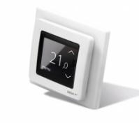Терморегулятор Devireg Touch (белый глянец) для теплого пола|escape:'html'