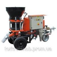 Торкрет-установка (машина для напыления бетона) – серия SSB 05