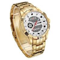 Мужские наручные кварцевые часы Weide Senator на солнечной батарее. Новинка!