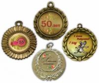 Медали (под жетон с нанисением) escape:'html'