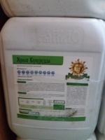 Микроудобрение для Кукурузы N-80, MgO-52, SO3-52, Fe-5, Mn-4, B-2, Zn-30, Cu-1, Mo-0.05, карбоновые кислоты, гуматы.