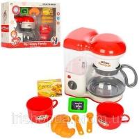 Набор бытовой техники 5231C  кофеварка,зв,св,продукты,посуда,на бат-ке,в кор,38,5-13,5-30,5см|escape:'html'