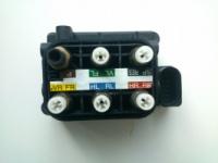 Блок клапанов системы Airmatic