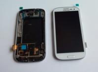 Дисплей+тач Samsung Galaxy S3 i9300 белый оригинал|escape:'html'