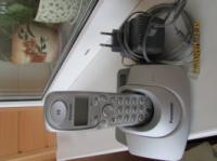 Радиотелефон Panasonic KX-TG1107UA Рабочий. Б/У escape:'html'
