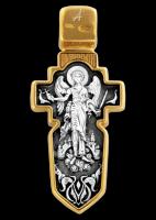 «Распятие с Андреевским крестом. Ангел Хранитель» Акиомов|escape:'html'