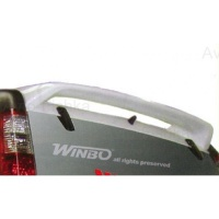 Honda CRV (05-06) спойлер на крышу cерый|escape:'html'