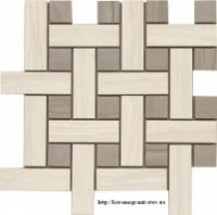 Зевс Керамика Marmo Acero Perlato Bianco мозаика 30x30 - Zeus Ceramica MMCXMA18|escape:'html'